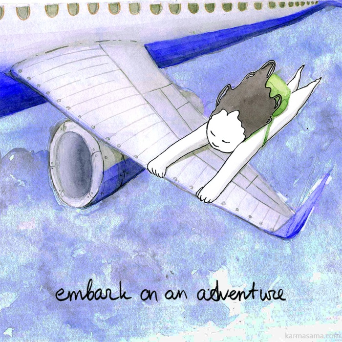 Embark on an adventure