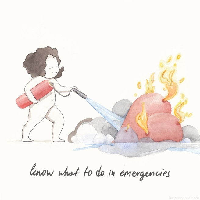 Know what to do in emergencies