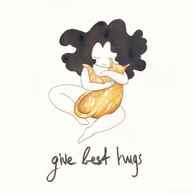 Give best hugs
