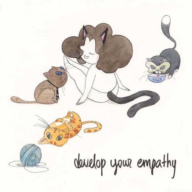 Develop your empathy